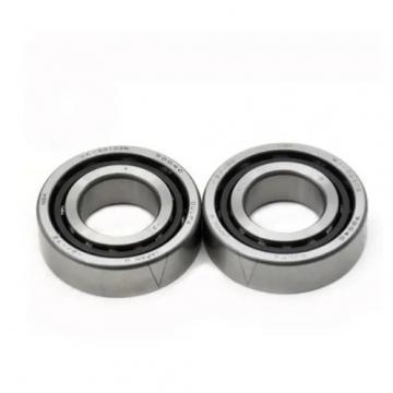 ISO 3207 ZZ angular contact ball bearings