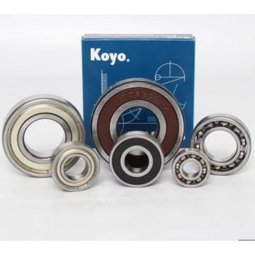 40 mm x 110 mm x 27 mm  ISO 7408 B angular contact ball bearings