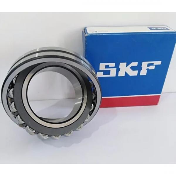 85 mm x 180 mm x 41 mm  SKF 7317BECBP angular contact ball bearings #1 image