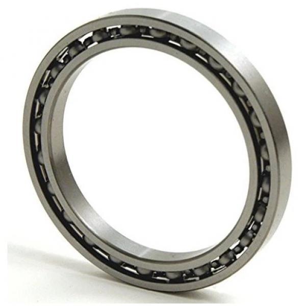 35 mm x 80 mm x 21 mm  NTN 6307LLB deep groove ball bearings #2 image