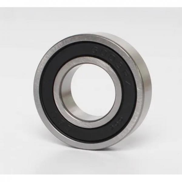 30 mm x 72 mm x 19 mm  NACHI 6306 deep groove ball bearings #1 image